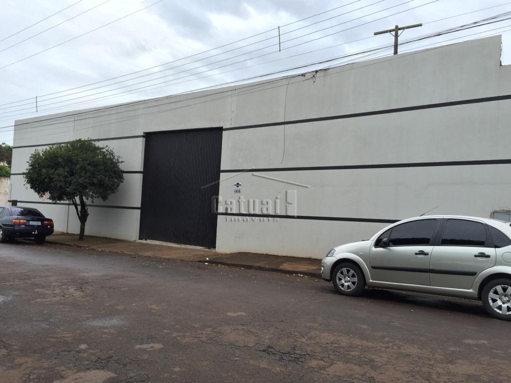 Parque Industrial Novo Bandeirantes