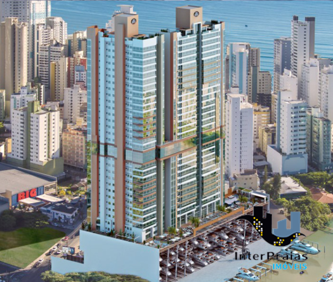 Marina Beach Towers | Torre Atlantic