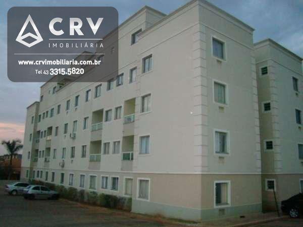 813943, Apartamento de 2 quartos, 52.0 m² à venda no Ed Villa Bella, Nossa Senhora de Lourdes - Londrina/PR