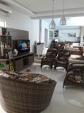 Ref. RA242 - sala integrada com espaço gourmet