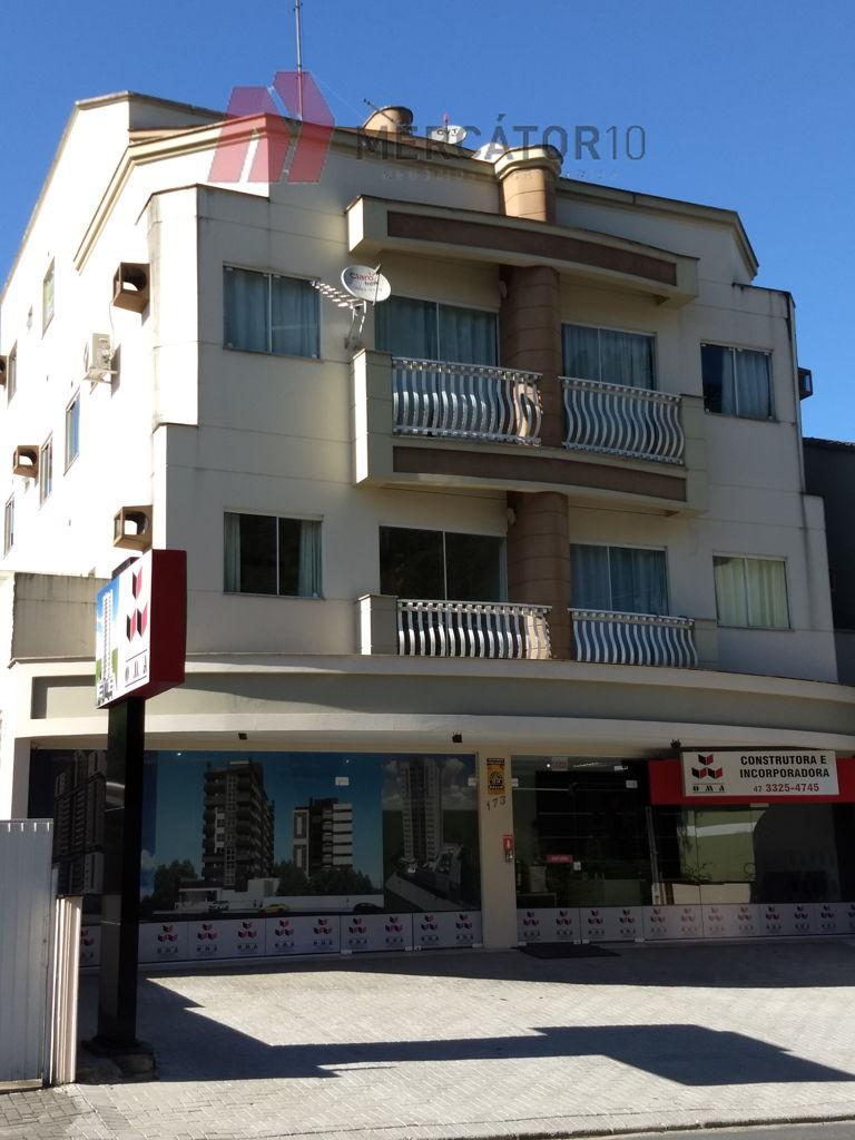 Edifício Comercial E Residencial Caliandra